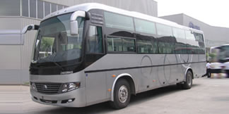 YUTONG  INTERCITY BUS  ZK6116D