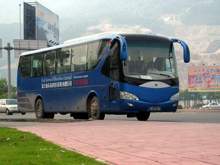 Yutong ZK6119HA China