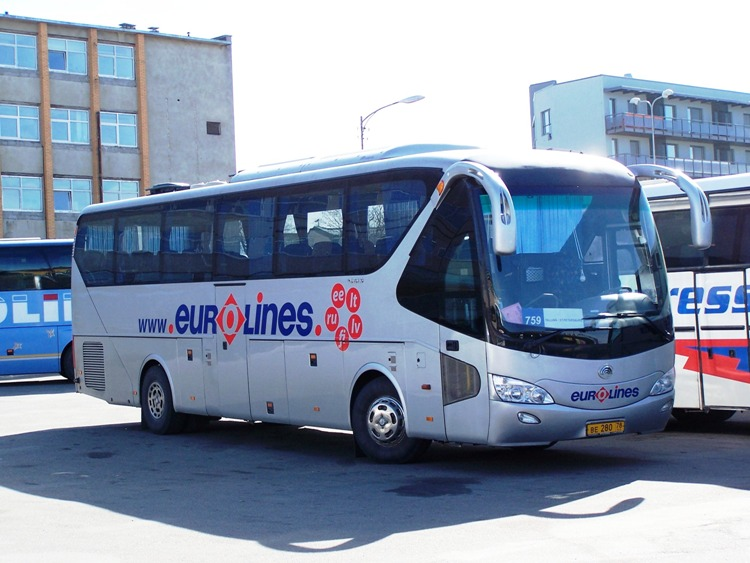 Yutong ZK6129H China