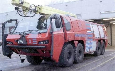 ZABO Brandweerwagen