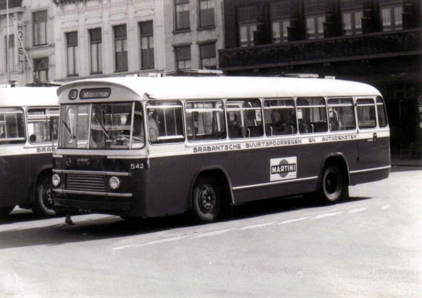 ZABO DAF bba 542