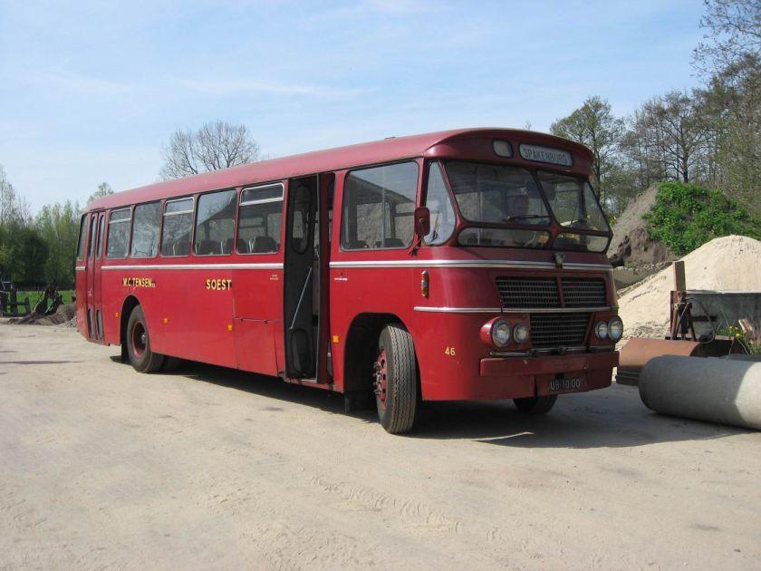ZABO Volvo Tensen bus 46 Lieren