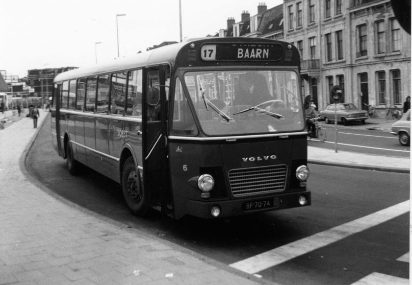 ZABO VolvoTensen bus 6 Utrecht CS