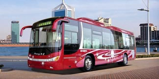ZHONGTONG  CITY BUS  LCK6830G-2