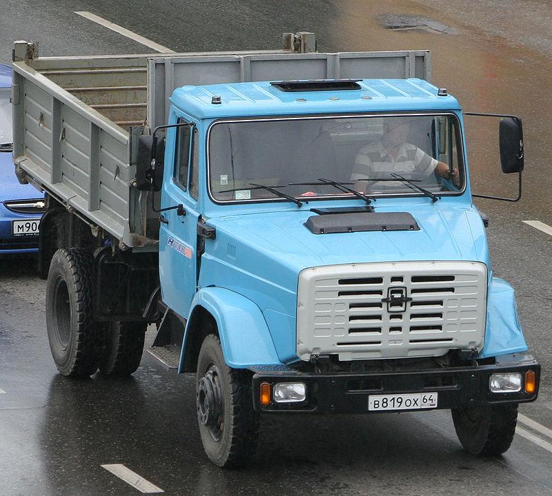 Zil 4331 (2)