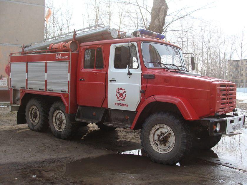 Zil 4334