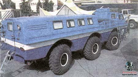 zil-e167-bluebird