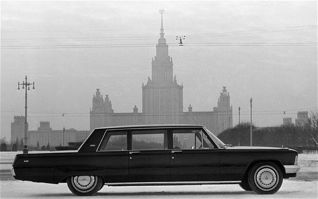 ZIL Limousine (2)