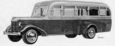 ZIS-150 bus