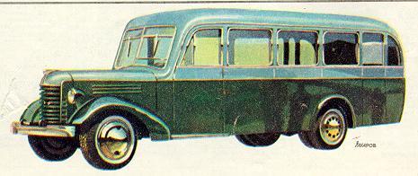 ZIS-156 - gas cylinder truck