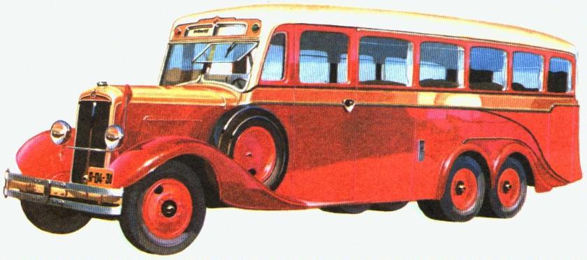 Zis lux 6x4 USSR