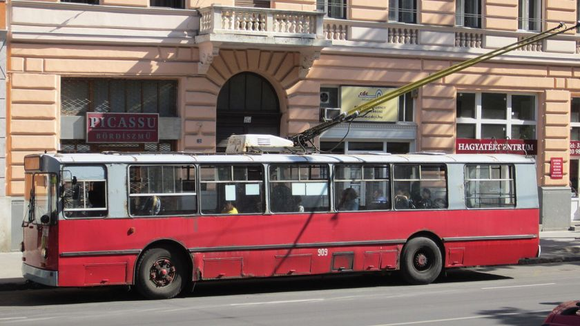 Ziu-9 in Budapest, Hungary