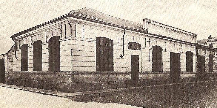 1906 Il primo stabilimento Lancia