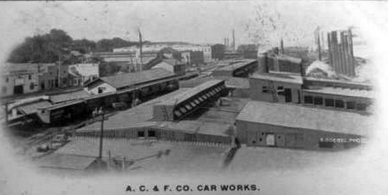 1907 American Car and Foundry Company