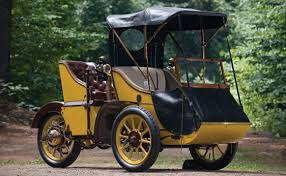 1908 AC Sociable Runabout