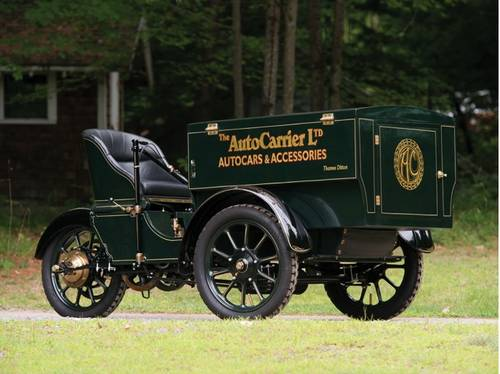 1909 AC Auto Carrier