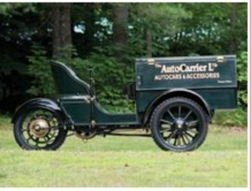 1909 Auto Carrier 1