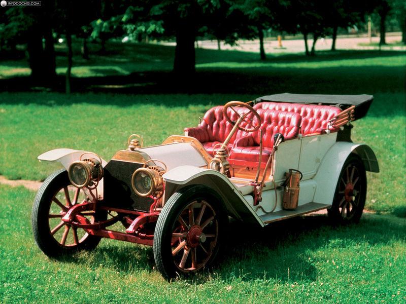 1909 lancia 1909-Beta
