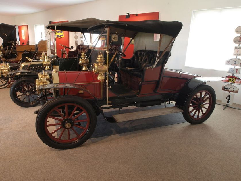 1909 UNIC 12hp 1800cc, 60kmh photo2