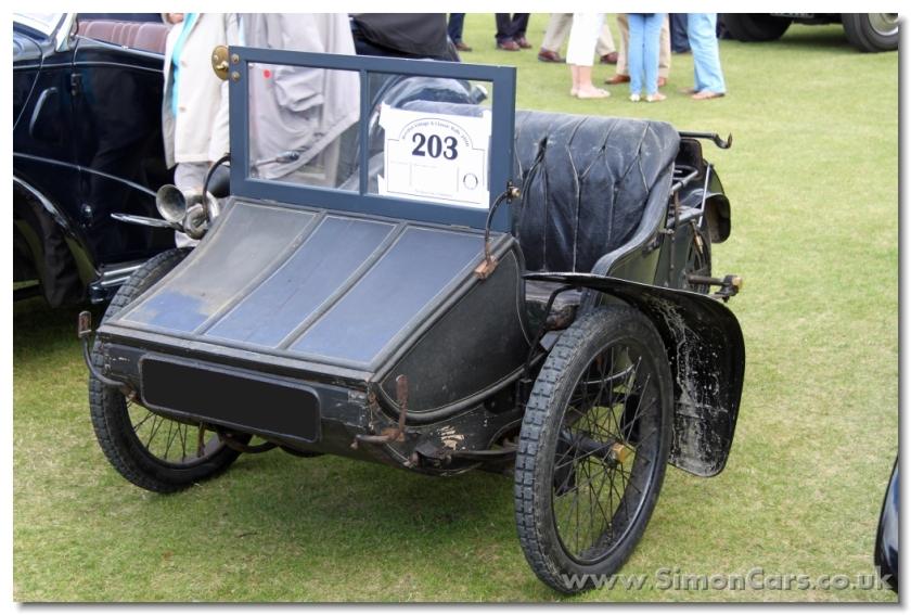 AC Sociable 1910