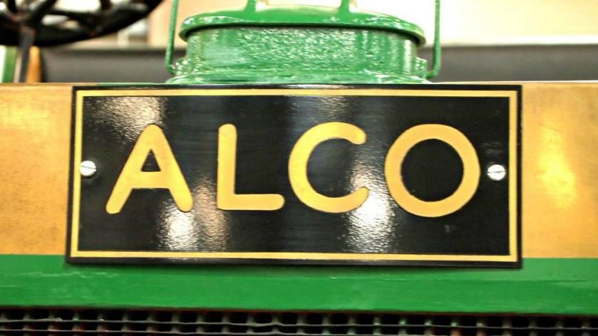 1910 Alco 3½ Ton Chassis 8