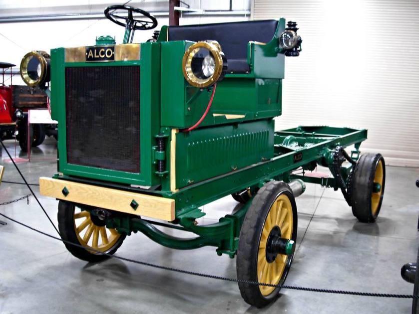 1910 Alco 3½ Ton Chassis
