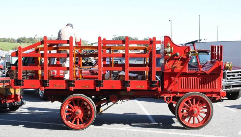1910 ALCO truck r