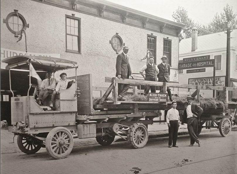1910 Alco Truck