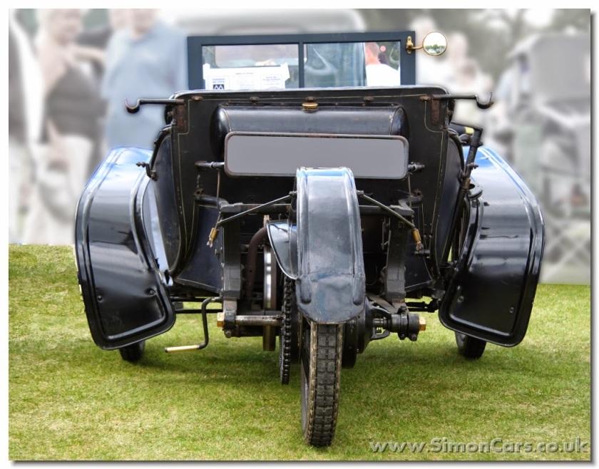 1910 Autocarrier