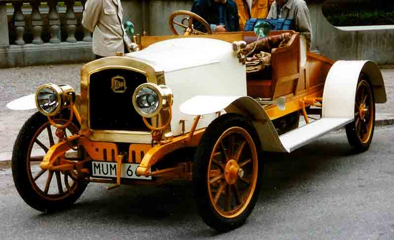 1910 Delahaye Type 32 Roadster  F