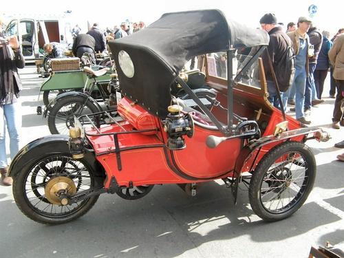 1911 700cc AC Sociable