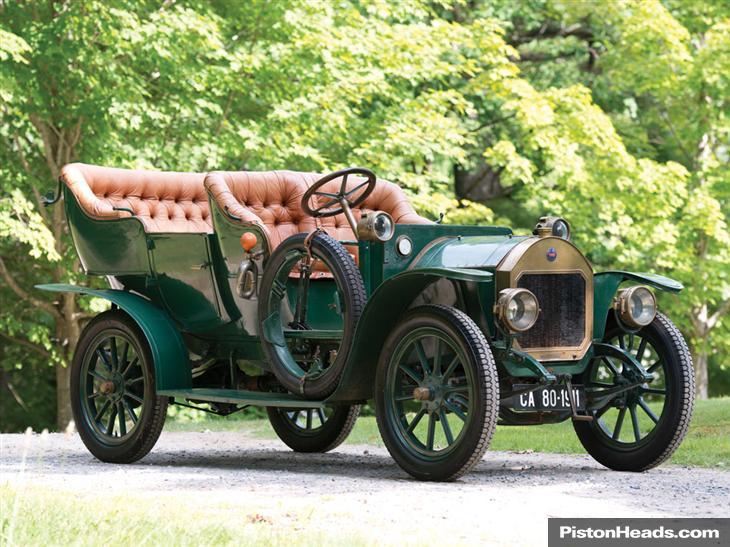 1911 Unic GS Roi-des-Belges