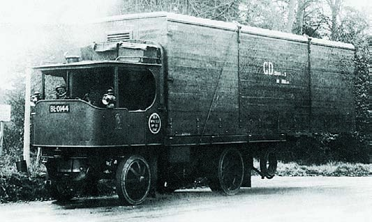 1912 Sentinel Standard