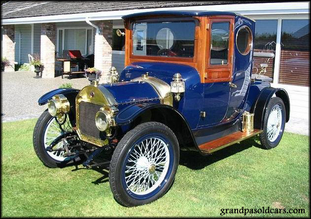 1912 UNIC (A French Car)