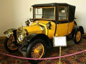 1912 Unic Cabriolet