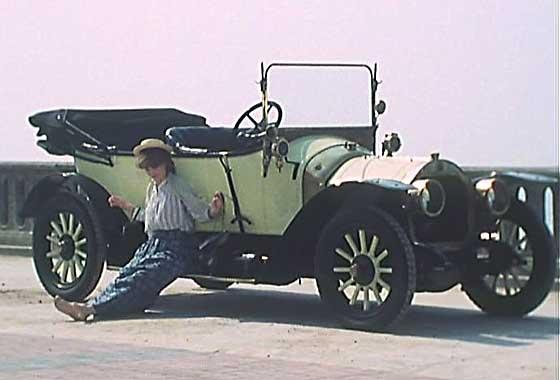 1912 Unic C'P Tourer
