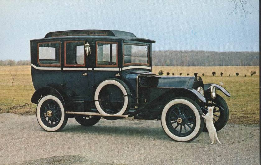 1913 Alco Model 6 Berline Limousine