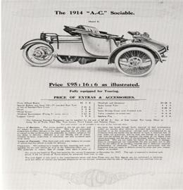 1914 AC Sociable