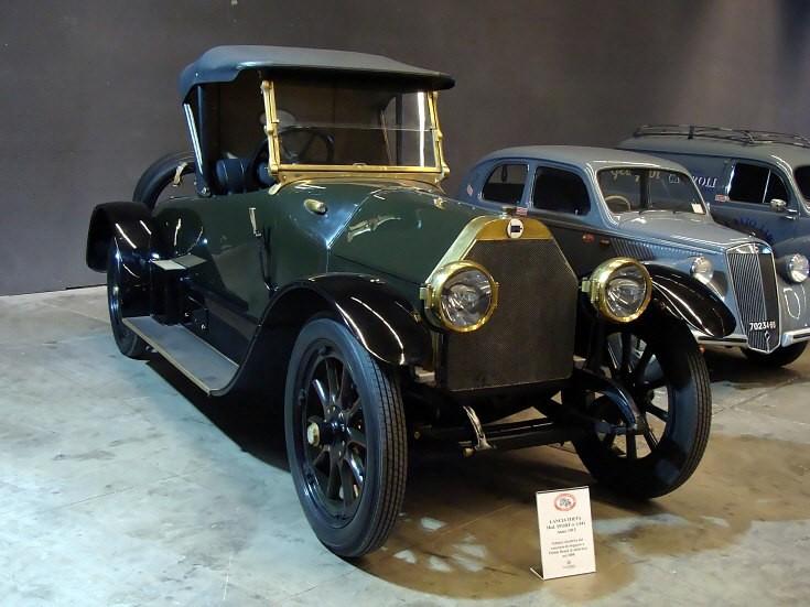 1915 Lancia Theta