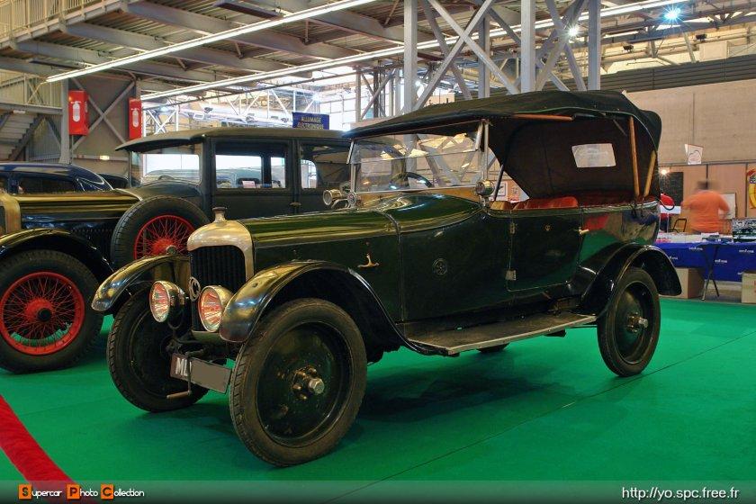 1916 AC 12HP