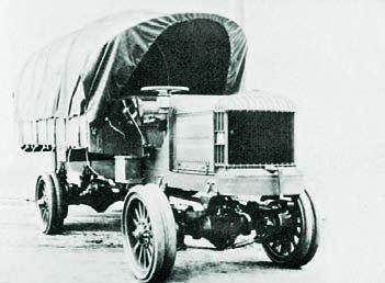 1918 Brill, 4x4
