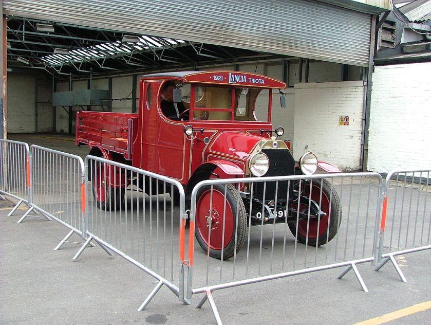 1921 Lancia Triota