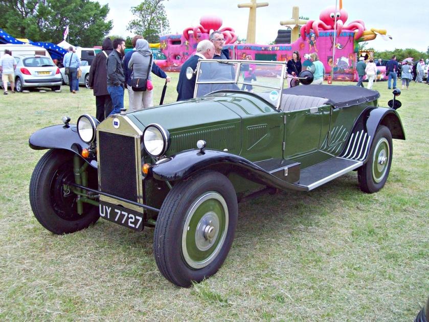 1922-31 Lancia Lambda