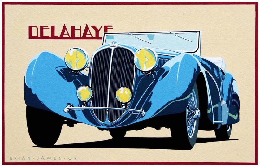 1923 Delahaye