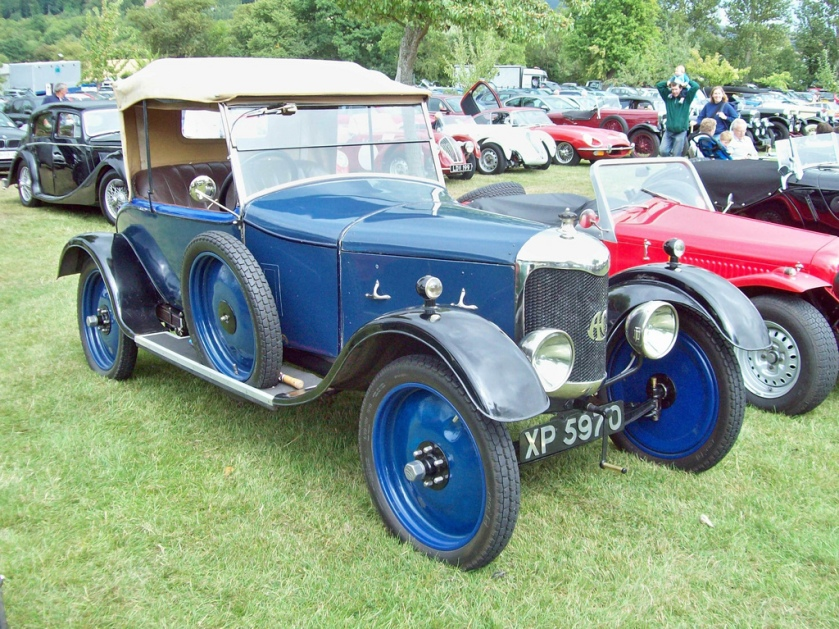 1924 AC 10hp. 1496cc