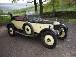 1924 AC Royal Roadster 12hp