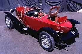 1924 ballot cars model 2lt torpedo a