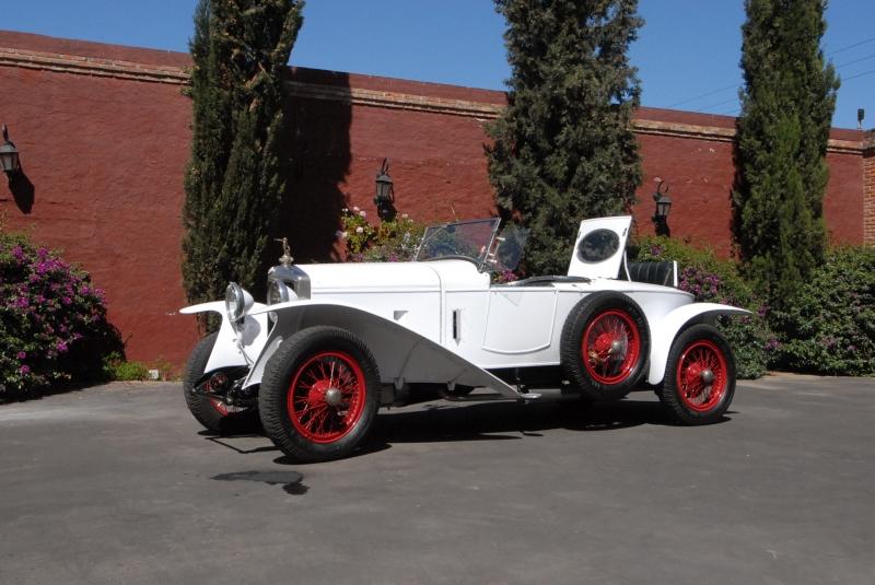 1924 ballot cars model 2lt torpedo b