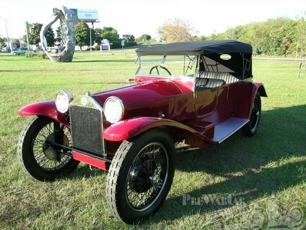 1924 Lancia Lambda Tourer I