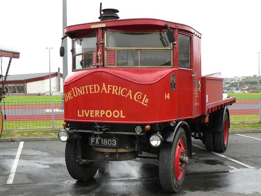 1924 Super Sentinel FA1803